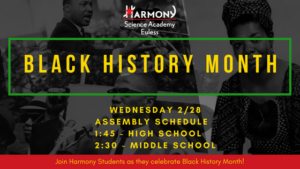 """Black History Month Graphic"""